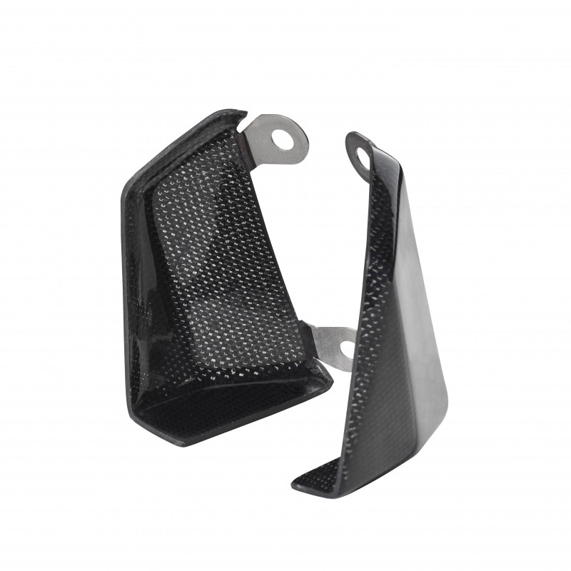 Carbon brake caliper cooling PRO