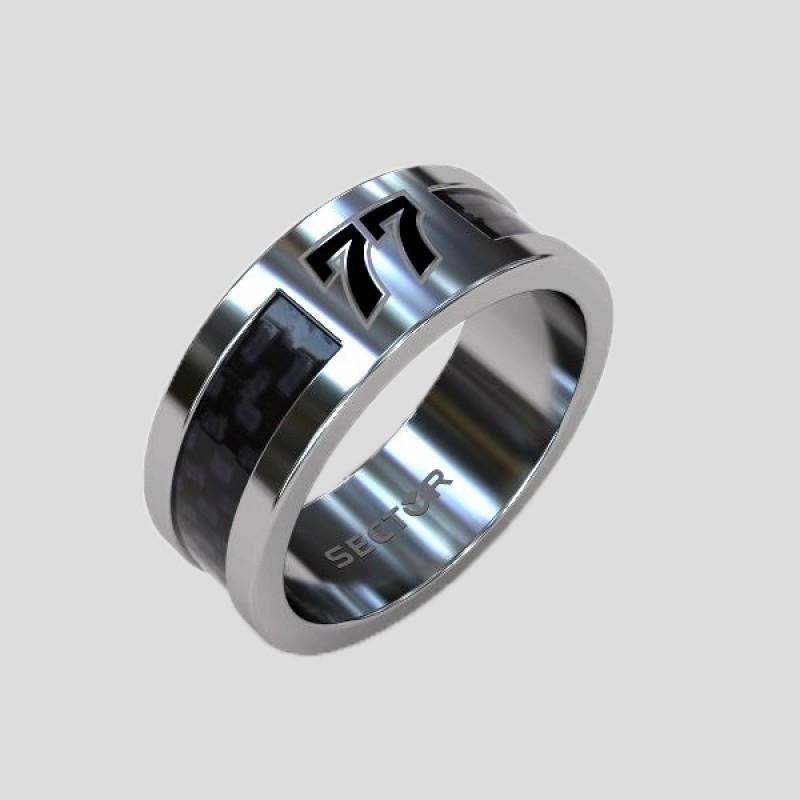 Sector NoLimits Stainless steel ring