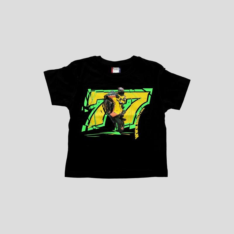 Kids Shirt Black
