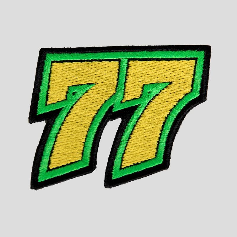 Domi #77 Stoff-Sticker