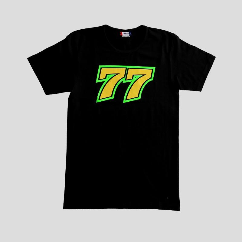 Herren Shirt Black #77