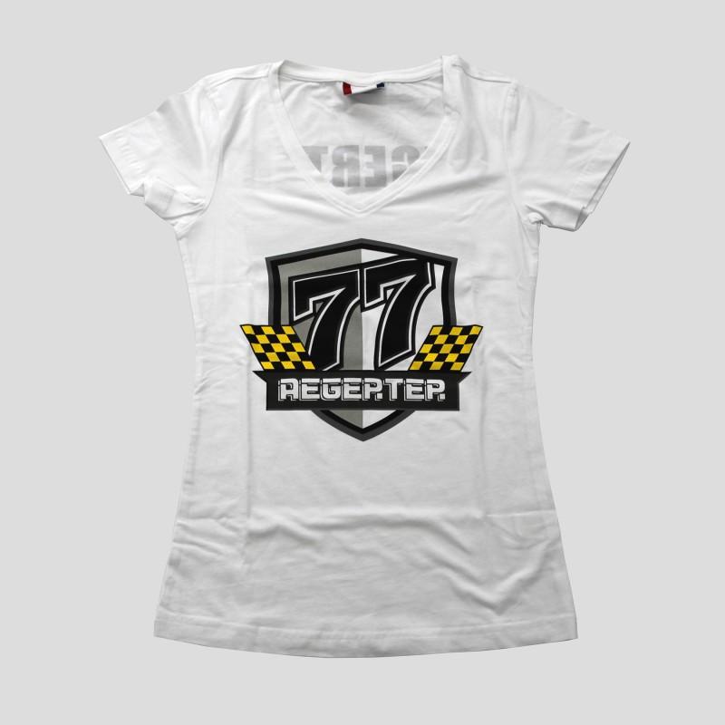T-Shirt ladies white