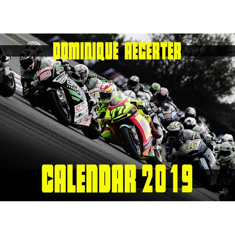 2019 Jahreskalender A4